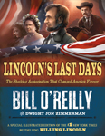 Lincoln's Last Days - Personalized