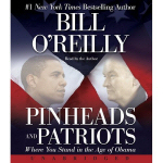 Pinheads and Patriots - Audio CD