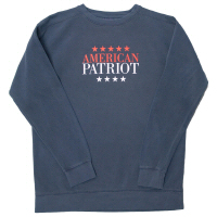 American Patriot Crewneck Sweatshirt