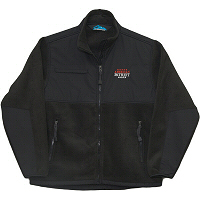 American Patriot Men's Fleece Jacket