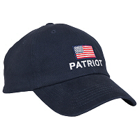 Patriot Unstructured Baseball Cap