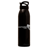 Restore The USA 24 oz. Water Bottle