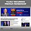 BillOReilly.com YEARLY Premium Membership - with a free copy of a current best seller or Killing Jesus