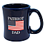 Patriot Dad Diner Coffee Mug