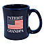 Patriot Grandpa Diner Coffee Mug