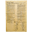 United States Constitution Parchment Reproduction