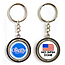 The O'Reilly Factor / No Spin Zone Keychain