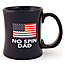 No Spin Dad Diner Coffee Mug